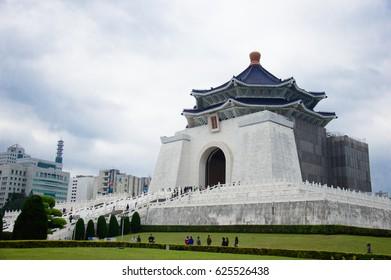 Taipei memorial