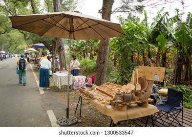 "Taitung, Taiwan - November 10, 2018: small market in the countryside named ""2626"" at Luye, Taitung, Taiwan."