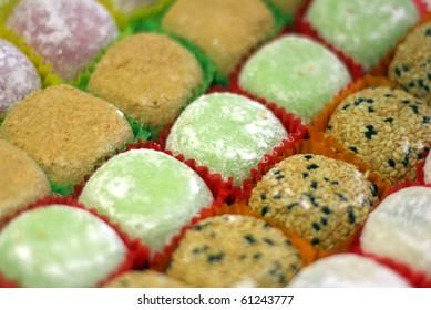 Taiwanese tea cakes