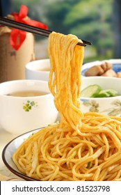 Taiwan's famous food-Cold noodles