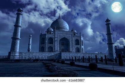 Taj Mahal Images Stock Photos Amp Vectors Shutterstock