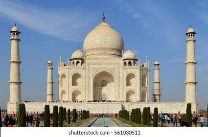 Taj Mahal India, Indian Tourism