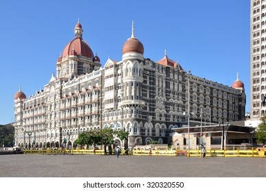 The Taj Mahal Palace Hotel is a five star luxury hotel located near Gateway of India and is the flagship property of Taj Hotels, Resorts & Palaces.