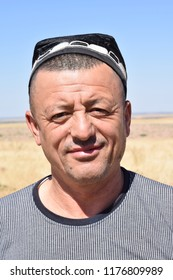 Tajik with a skullcap