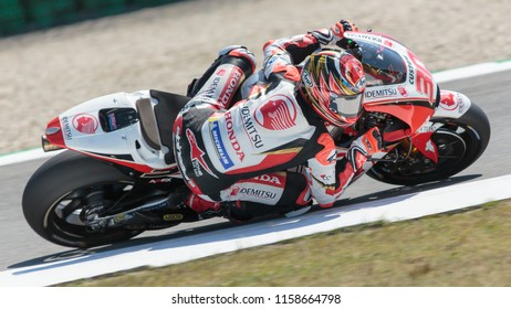 Takaaki Nakagami during MotoGP Motul TT Assen race in TT Circuit Assen (Assen - Netherlands) on June 29 2018