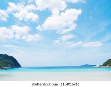 Takahama beach at Fukue island in Japan