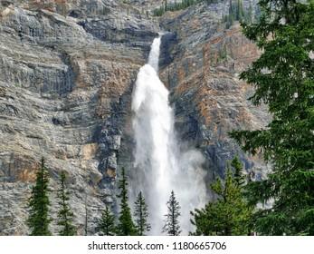Takakkaw Falls, Yoho National Park, Alberta