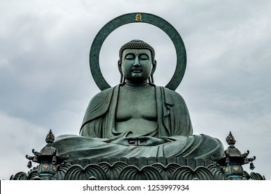 Takaoka's emblematic Great Buddha is one of the three Great Buddha statues of Japan.