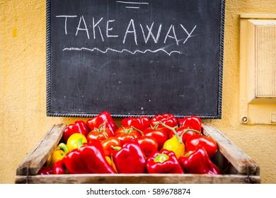 Take Away Veggies