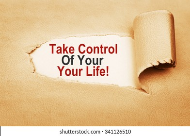 Take Control Of Your Life !