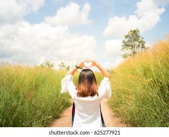 Take heart to nature.