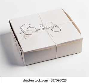 Take out bakery box