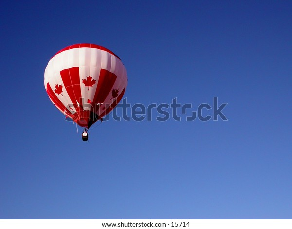 Taken at the Gatineau Hot Air Balloon Festival.