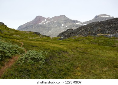 Taken on the path to the plateau near Igaliku in southern Greenland