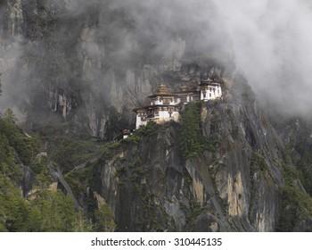 Taktsang Monastery, Paro Valley, Paro District, Bhutan