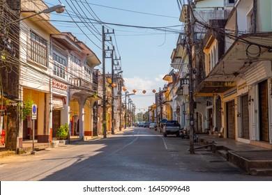 Takuapa Old Town, Phang Nga, Thailand