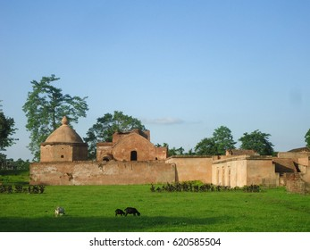 Talatal Ghar: This monument was built by Ahom king Rajeswar Singha in 1702-03. It is a well-planned monument which has a three storeyed building underground and a four storeyed above the ground.