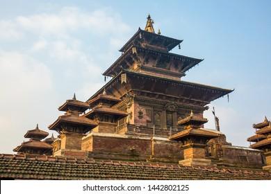 Taleju Temple in Kathmandu Durbar Square, Nepal.