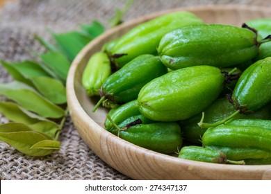 Talingpling Fruit , Bilimbi, Bilimbing
