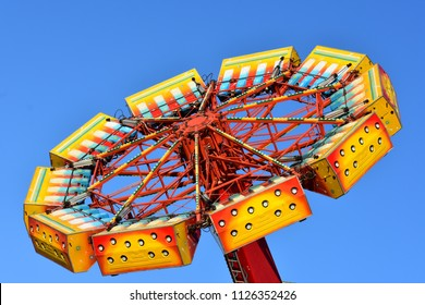 Talk about carnival rides