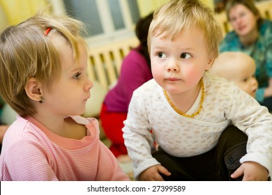 Talking babies