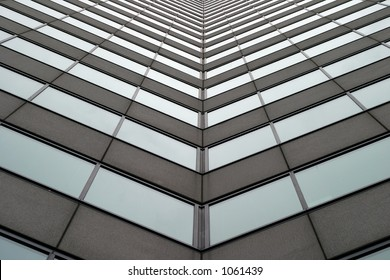 Tall business building 1