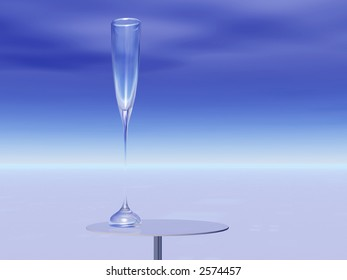 Tall Glass To Order