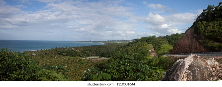 Tall road The DR-7, also known as the Santo Domingo-Samana Highway or simply Samana Highway