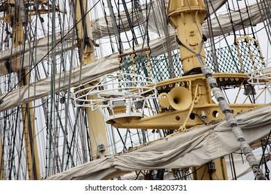 The tall ships races 2013, Riga, Latvia
