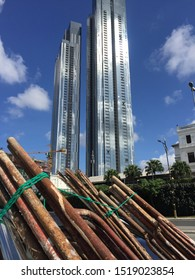 The tallest apartment in Johor Bahru situated nearby Singapore Ciq named as The One Astaka