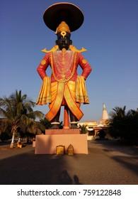 Tallest Statue Of god Vitthal
