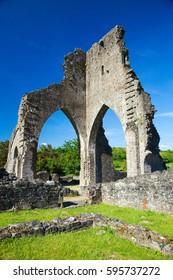 Talley Abbey, near llandeilo, Carmarthenshire, Wales, U.K.