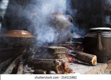 Tallin, Marocco food.