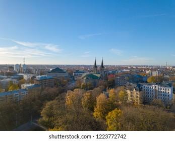 Tallinn, Estonia at the old city