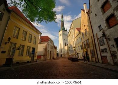 Tallinn. Estonia. Old swedish church