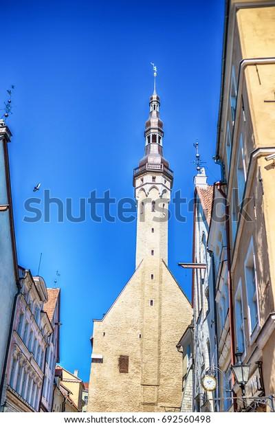 Tallinn, Estonia: the town, Raekonda