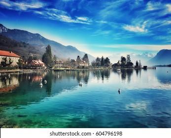 Talloires, Lake Annecy