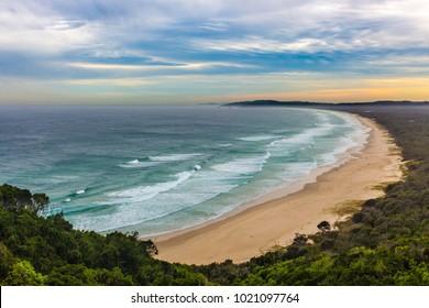 Tallow Beach Byron Bay