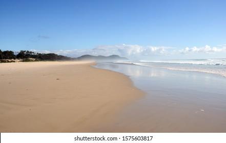 Tallow Beach Byron Bay Australia