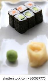 tamagoyaki nigiri sushi