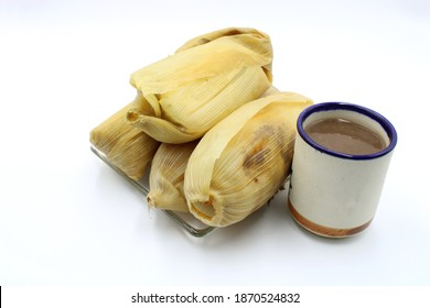 The tamale is a food of Latin American origin generally prepared from corn or rice dough stuffed with meats, vegetables, chili peppers, fruits, sauces. They are wrapped in corn or banana leaves.