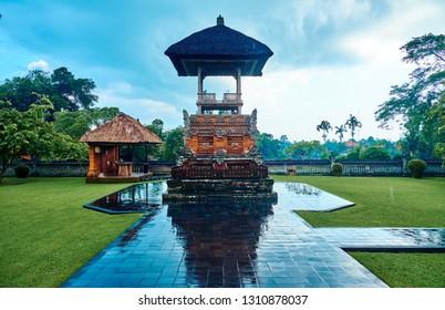 Taman Ayun Temple. Bali, Indonesia.