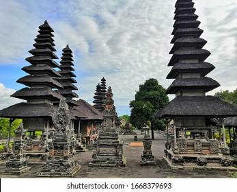 Taman Ayun Temple, Mengwi, Bali Island, Bali, Indonesia