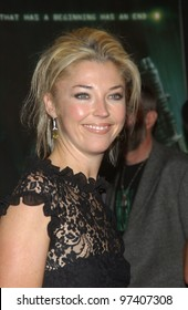 TAMARA BECKWITH at the world premiere, in Los Angeles, of The Matrix Revolutions. October 27, 2003  Paul Smith / Featureflash