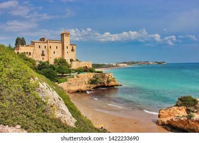 Tamarit Beach Tarragona Catalonia Spain