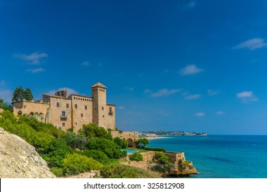 Tamarit Castle Costa Daurada Spain