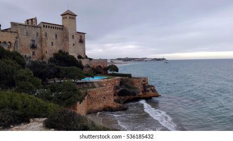 Tamarite's castle