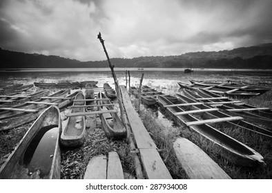 Tamblingan Lake Buleleng, Bali - Indonesia