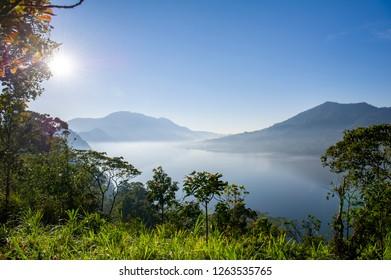 Tamblingan Lake, Tabanan, Bali, Indonesia