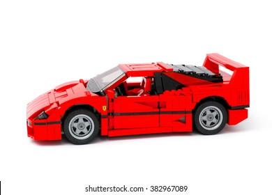 lego car images stock photos vectors shutterstock. Black Bedroom Furniture Sets. Home Design Ideas